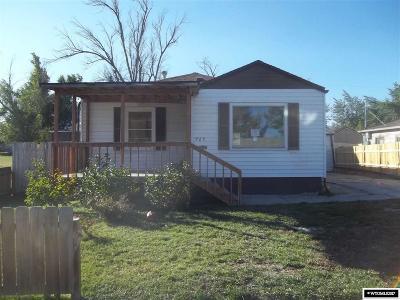 Casper Single Family Home For Sale: 929 E 12th