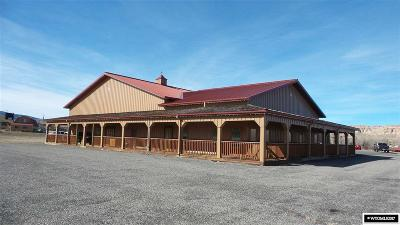 Dubois WY Commercial For Sale: $829,000