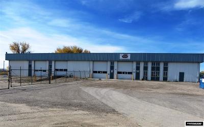 Casper Commercial For Sale: 6907 W Yellowstone
