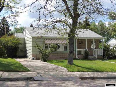 Single Family Home For Sale: 2060 S Cedar