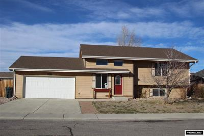 Bar Nunn Single Family Home For Sale: 2210 Omaha