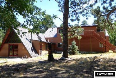 Story Single Family Home For Sale: 13 Cottonwood