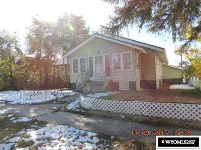 Single Family Home For Sale: 352 N Jackson