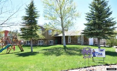 Glenrock Single Family Home For Sale: 632 Arapahoe