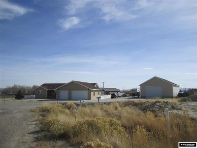 Rock Springs Single Family Home For Sale: 8 Amy