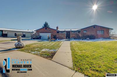 Casper Single Family Home For Sale: 3811 Washakie