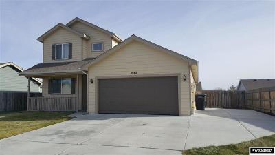 Casper Single Family Home For Sale: 3045 Lost Springs