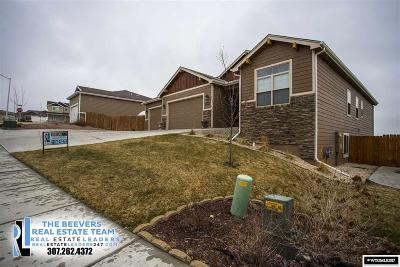 Casper Single Family Home For Sale: 5930 S Oak
