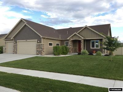 Casper Single Family Home For Sale: 4539 Westcott