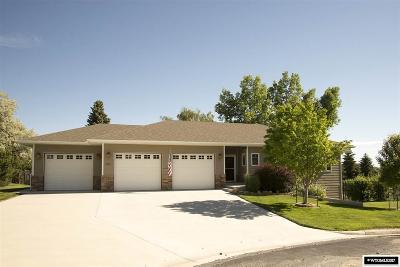 Buffalo Single Family Home For Sale: 104 Blackfoot