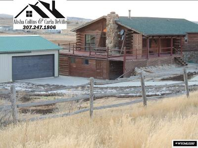 Casper Single Family Home For Sale: 6064 Okeepa