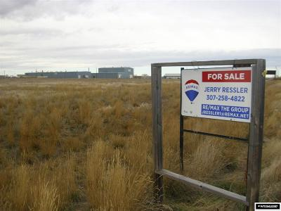 Casper Residential Lots & Land For Sale: 3029 Salt Creek
