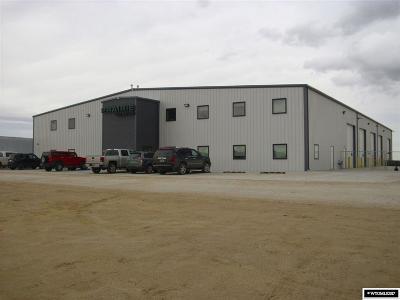 Casper Commercial For Sale: 3019 Salt Creek