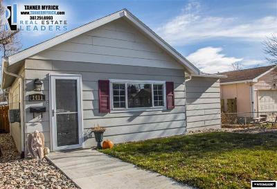 Casper Single Family Home For Sale: 1411 S Jackson