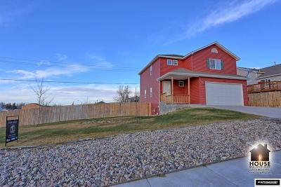 Casper Single Family Home For Sale: 1302 Red Tail
