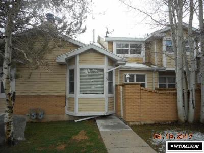 Evanston WY Single Family Home For Sale: $79,900