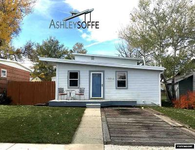 Casper Single Family Home For Sale: 1552 S Jackson