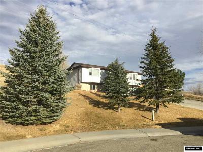 Douglas Single Family Home For Sale: 2421 Highland
