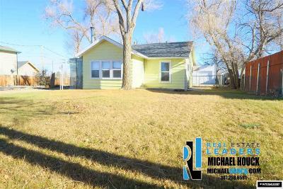 Casper Single Family Home For Sale: 725 S Jackson