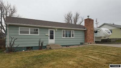 Casper Single Family Home For Sale: 3035 E 1st