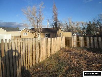 Single Family Home For Sale: 1235 S Kenwood