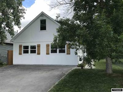 Buffalo Single Family Home For Sale: 11 N Desmet