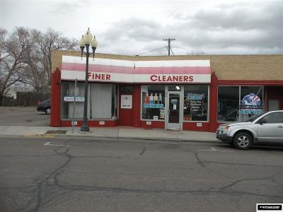 Rock Springs Commercial For Sale: 656 Pilot Butte