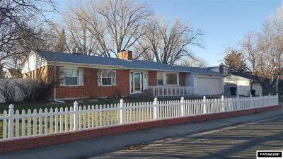 Casper Single Family Home For Sale: 3880 Valley
