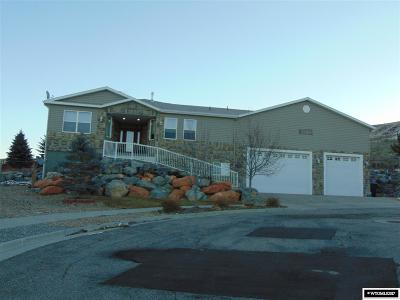 Evanston WY Single Family Home For Sale: $429,900