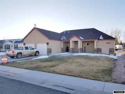 Lyman WY Single Family Home For Sale: $275,000
