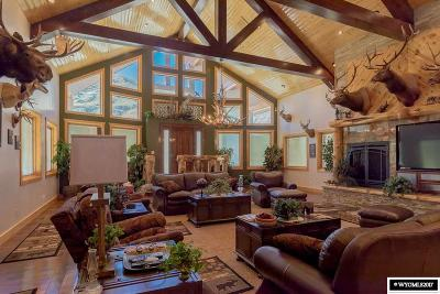 Rock Springs Single Family Home For Sale: 24 Cattle