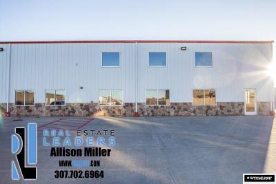 Casper Commercial New: 5125 Carroll Ct Unit 100