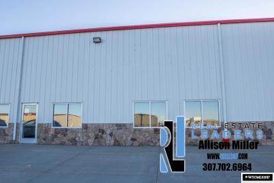 Casper Commercial New: 5125 Carroll Ct Unit 300