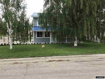 Buffalo Single Family Home For Sale: 123 S Wyoming