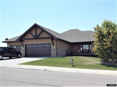 Casper Single Family Home For Sale: 1080 Cornwall