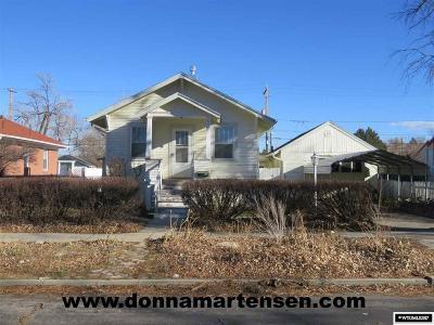 Casper Single Family Home For Sale: 253 S Lowell