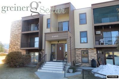 Casper Single Family Home For Sale: 4460 S Poplar #205 C