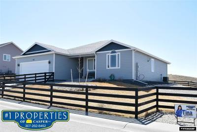 Glenrock Single Family Home For Sale: 377 Miller