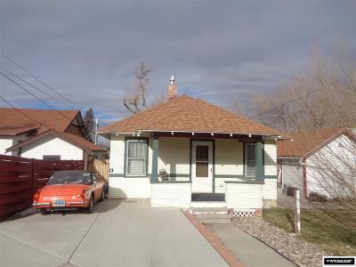 Casper Single Family Home For Sale: 526 W 12th