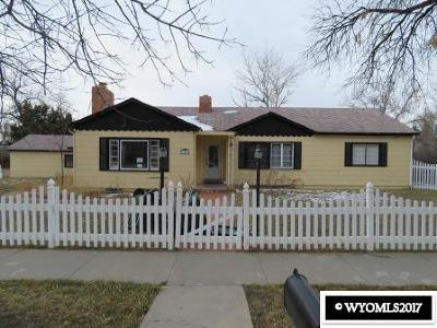 Single Family Home For Sale: 306 N 4th