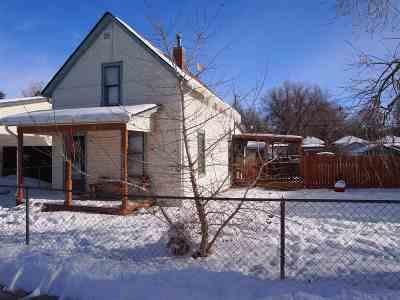 Douglas Single Family Home For Sale: 313 S 3rd