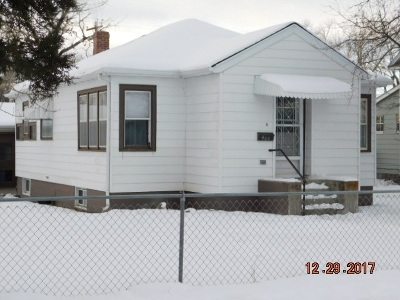 Douglas Single Family Home For Sale: 400 N 3rd