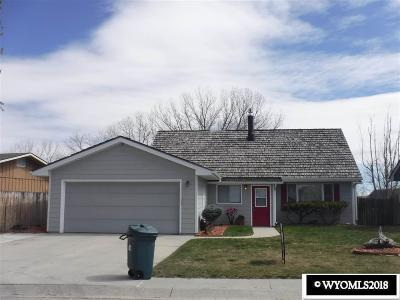Buffalo Single Family Home For Sale: 603 Sourdough