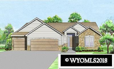 Casper Single Family Home For Sale: 1575 Yesness