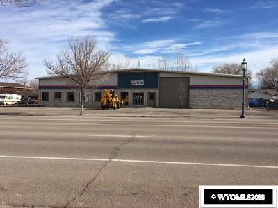 Commercial For Sale: 210 N Main Street