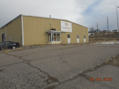 Evanston Commercial For Sale: 246 Wasatch