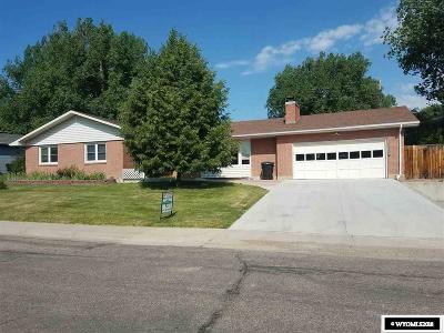 Casper Single Family Home For Sale: 3510 Carmel
