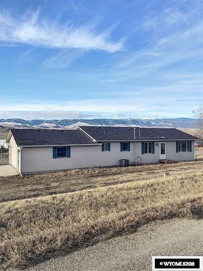 Buffalo Single Family Home For Sale: 206 Rock Creek