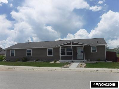 Buffalo Single Family Home For Sale: 436 S Lucas