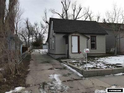 Casper Single Family Home For Sale: 1303 S Melrose